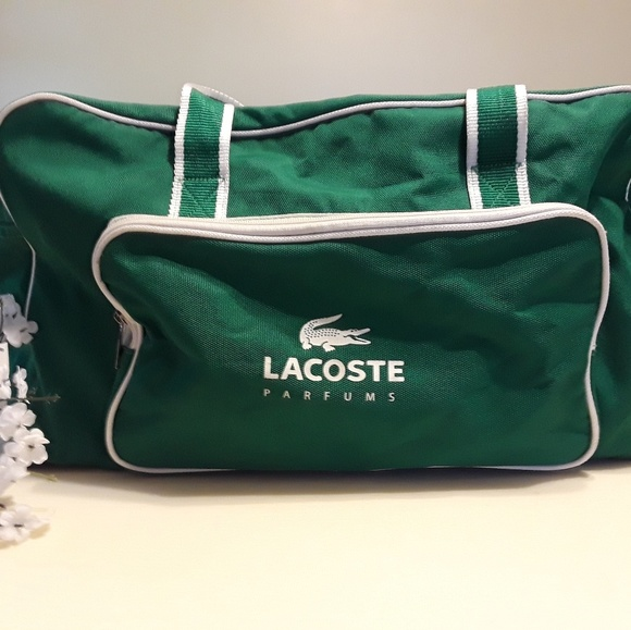 1c03ceb56e7d1 Lacoste Other - Men VintageLacoste essential duffle bag.